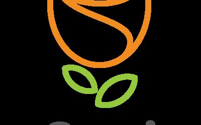 """Logo centro commerciale naturale """"Gavoi Un Fior di Paese"""""""